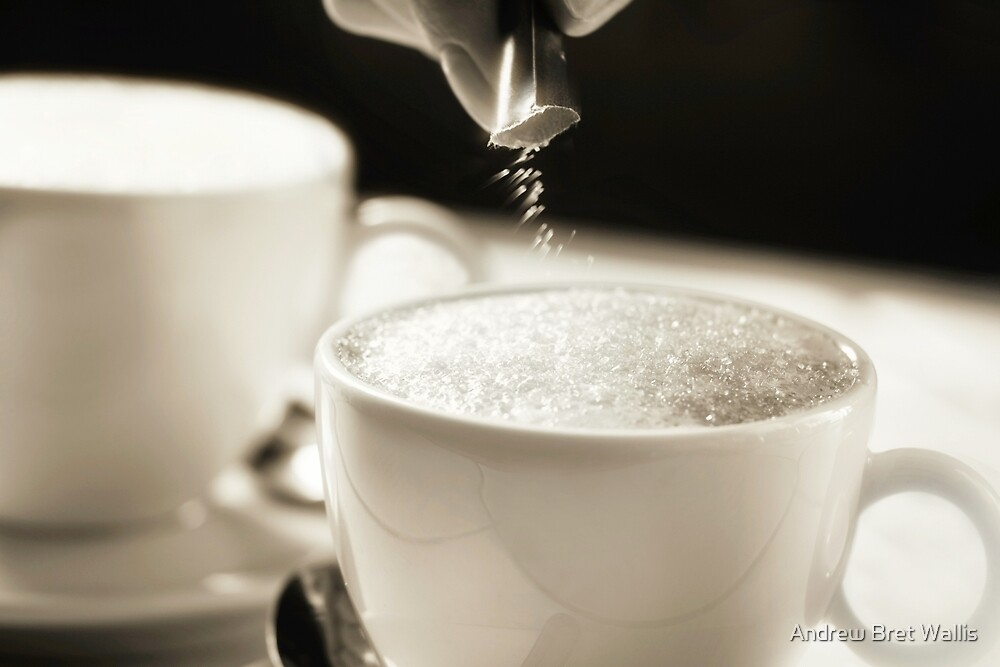 Coffee Lover 5 by Andrew Bret Wallis