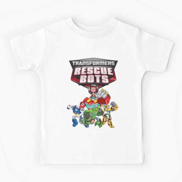 Transformers Rescue Bots Kids T-Shirt