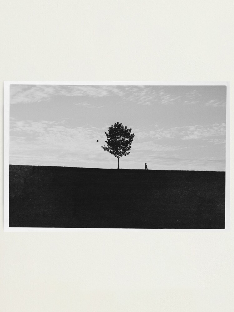 Alternate view of Tiny Photographic Print