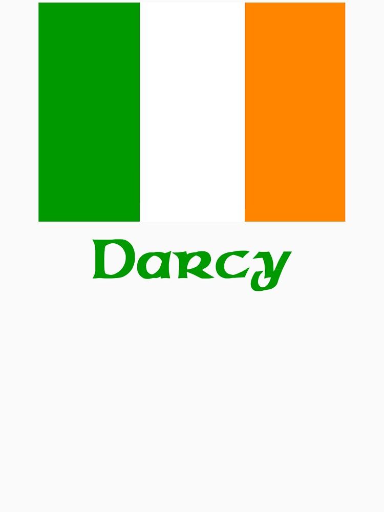 Darcy Irish Flag by IrishArms