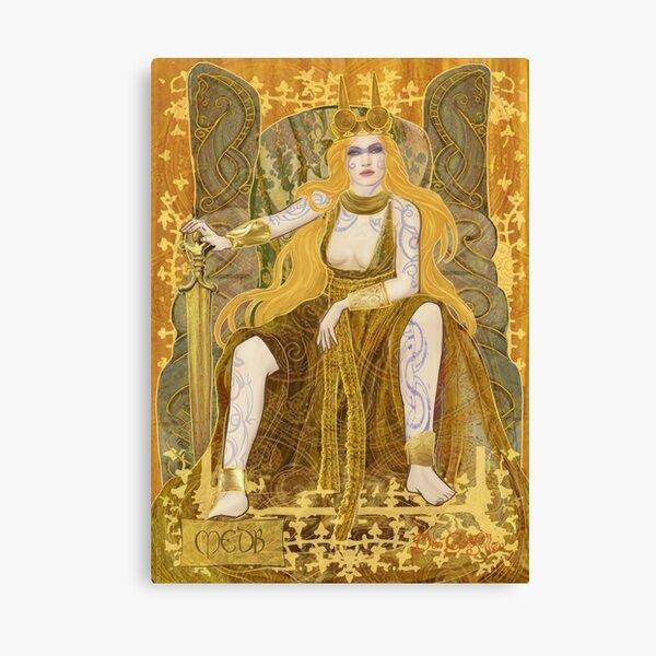 Celtic Goddess- Medb Canvas Print