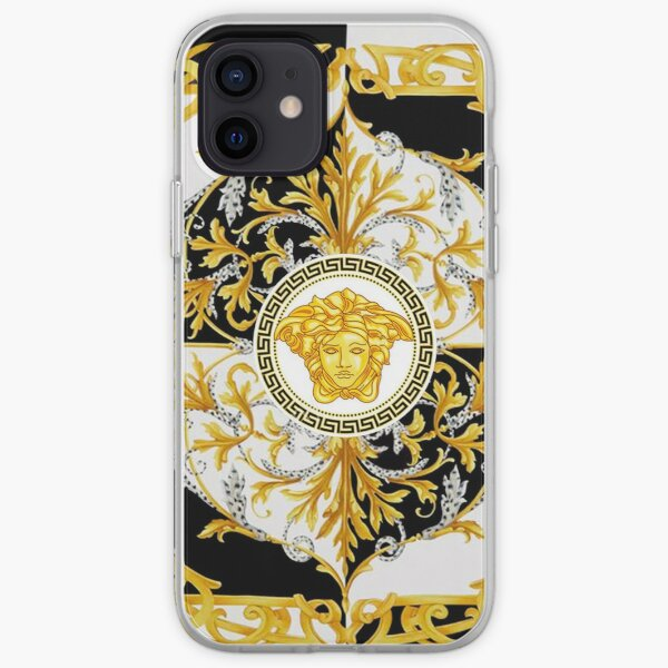 Versace-más vendido Funda blanda para iPhone
