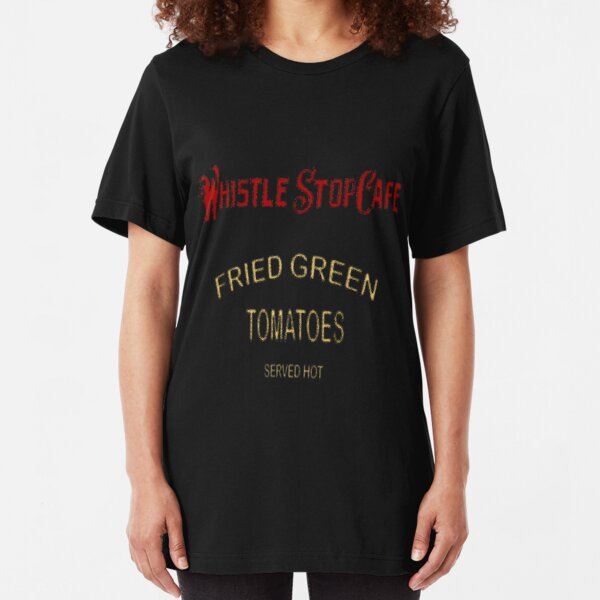 Whistle Stop Cafe Slim Fit T-Shirt