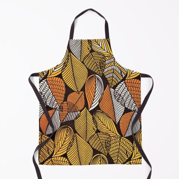 African Wax Print Design Apron