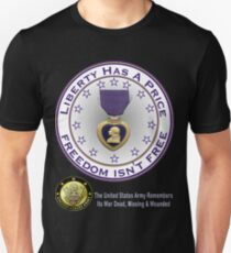 Army Remembers (dark colors) T-Shirt