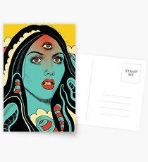 Diviniation Postcards
