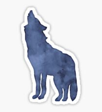 howl Sticker