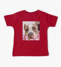 Pit Bull Dog - Pure Love Baby Tee