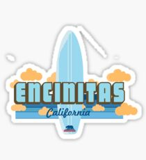Encinitas - California. Sticker