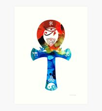 Unity 16 - Spiritual Artwork Art Print