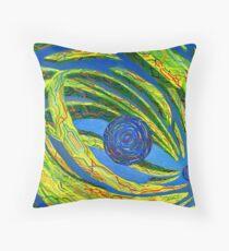 Biomorhpic Cortex Alternator Throw Pillow
