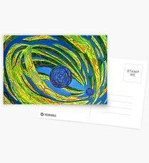Biomorhpic Cortex Alternator Postcards