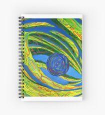 Biomorhpic Cortex Alternator Spiral Notebook