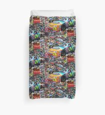 Jeff Gordon - Styles666 Duvet Cover