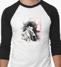 Nikola Tesla Men's Baseball ¾ T-Shirt