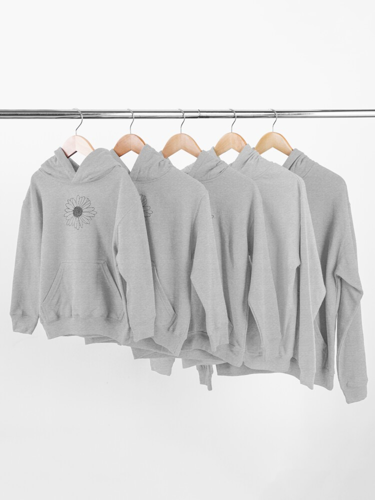 Alternate view of Daisy Boarder Kids Pullover Hoodie