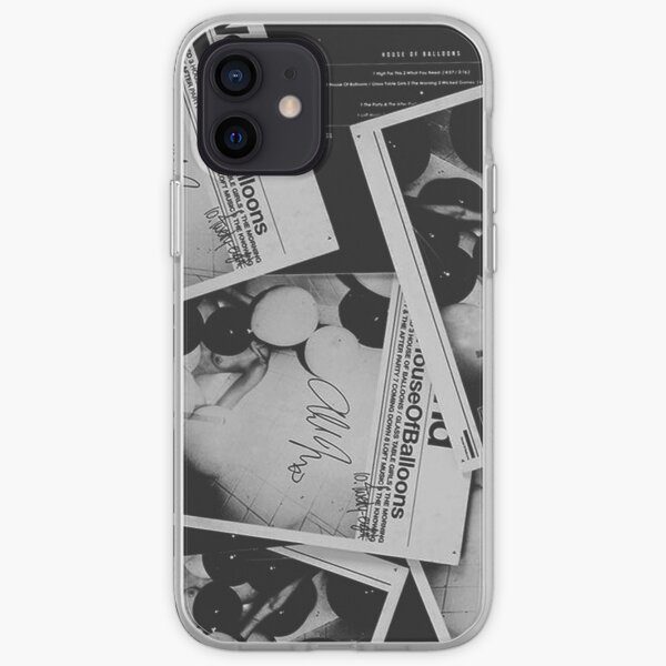 The Weeknd House of Balloons iPhone Soft Case