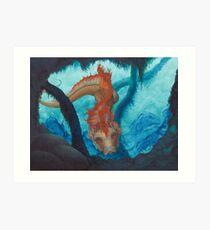 Sea Dragon Art Print