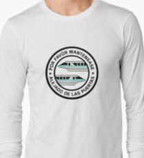 MonorailPorFavorTeal T-Shirt