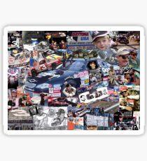 Dale Earnhardt - Styles666 Sticker