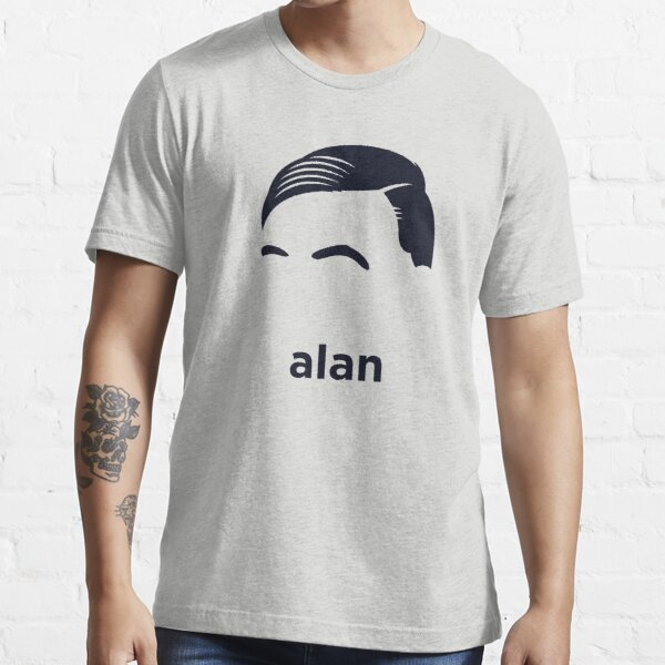 Alan Turing  (Hirsute History) Essential T-Shirt