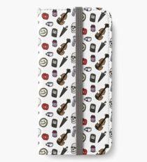 Sherlock Symbols iPhone Wallet/Case/Skin