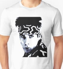 Awesome Zoolander - Blue Steel Magnum - Street art stencil - Popart T-Shirt