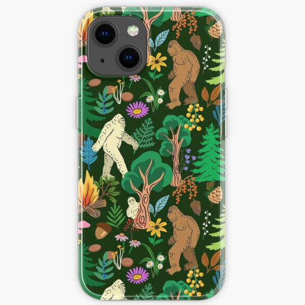 The Forest Dwellers  iPhone Soft Case