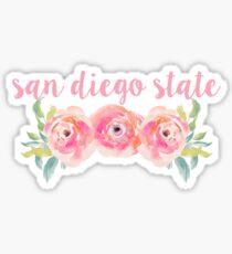 San Diego State University Sticker