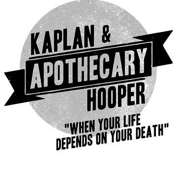 Kaplan & Hooper Apothecary by rckmniac