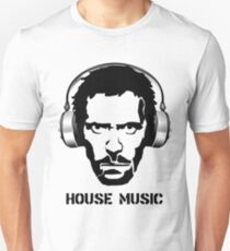 Dr House Music T-Shirt