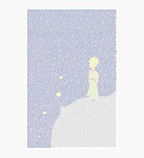 Le Petit Prince (Full Text) Photographic Print