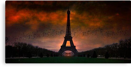 Bonsoir Paris by Chris Lord