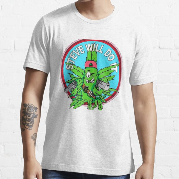 Bestseller Steve wird es tun Essential T-Shirt