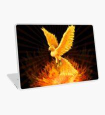 Phoenix Rising Laptop Skin