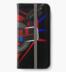 Stinson Legendary Laser Tag Championship iPhone Wallet/Case/Skin