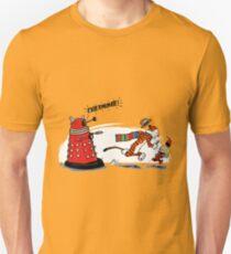 Calvin And Hobbes Adventure Unisex T-Shirt