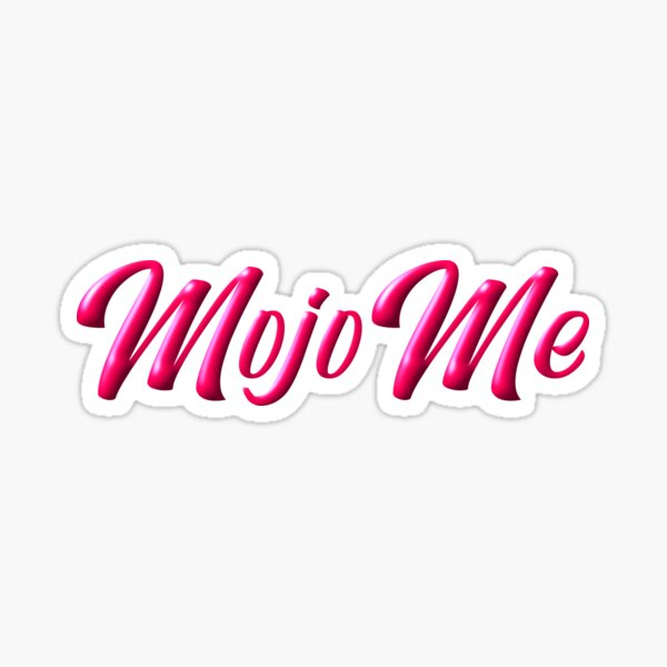 Mojo Me Sticker