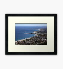 Sublime Point Lookout Framed Print