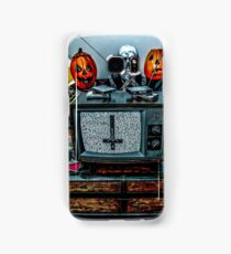 Halloween III - Say You Love Satan 80s Horror Podcast Samsung Galaxy Case/Skin