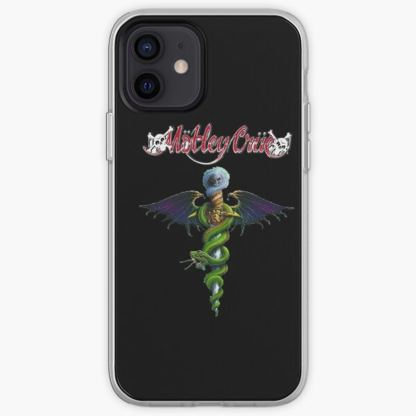 Best Of Motley Crue t Shirt iPhone Soft Case