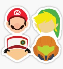 Nintendo Greats Sticker