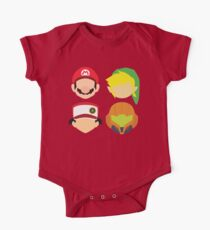 Nintendo Greats Kids Clothes