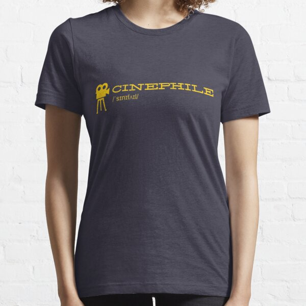 Cinephile: For Movie Lovers ♥ Essential T-Shirt