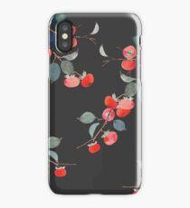 Persimmon Harvest iPhone Case/Skin