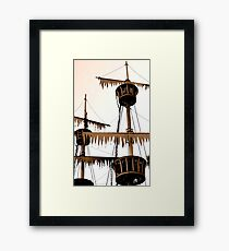Crows Nest Paradise Framed Print