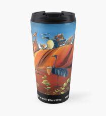 Celebrating Australia Travel Mug
