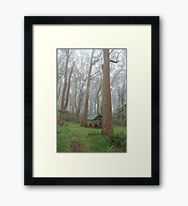 Yes this is a Picnic Area Framed Print