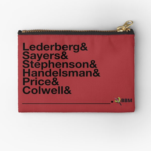 Women in Micro - Add-in edition  Zipper Pouch