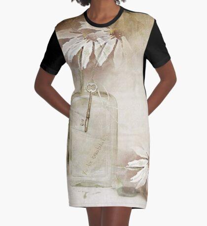 Du bist ... T-Shirt Kleid